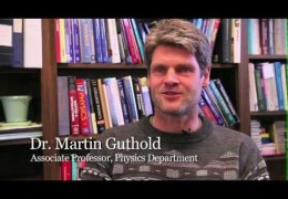 Where Are You From?: Dr. Martin Guthold